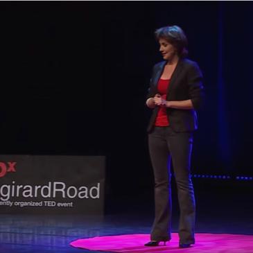 Comment la course m'a donné une leçon de vie – Delphine Buisson – TEDxVaugirardRoad