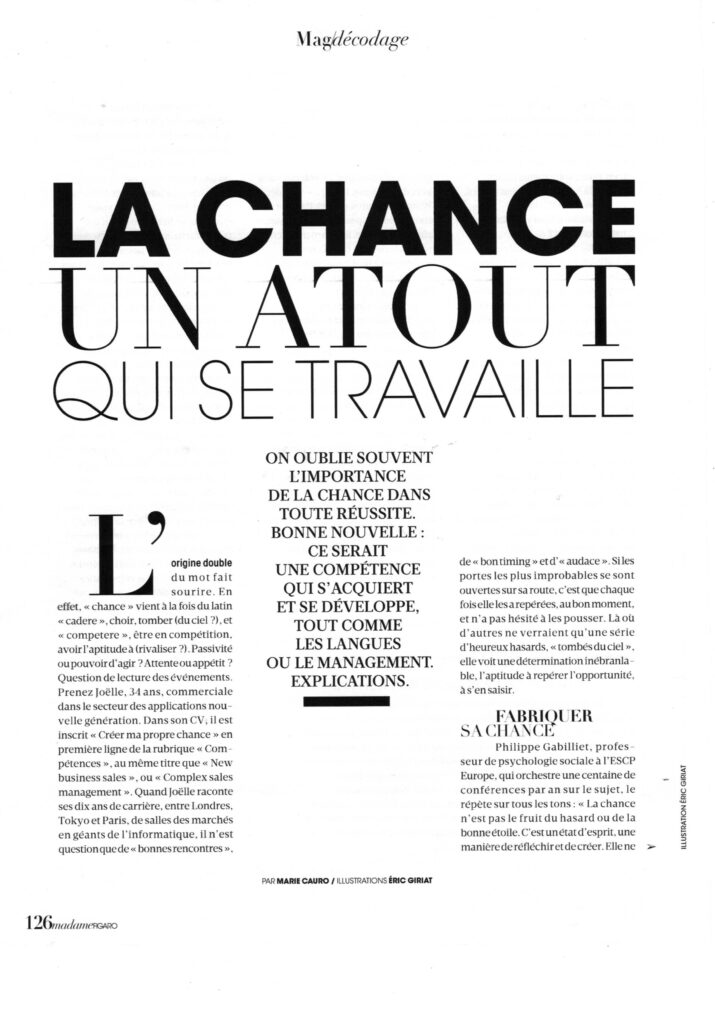 201805 Madame Figaro Article Chance All Positive P1