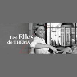 Conférence «S'adapter au changement avec sérénité» pour le réseau «Les Elles», AXA Thèma