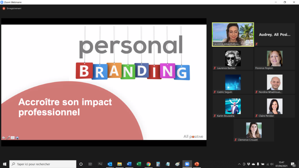 20210407 conf All Positive Personal Branding 3