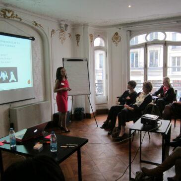 Atelier Marketing de Soi pour l'un des plus grands réseaux internationaux féminins