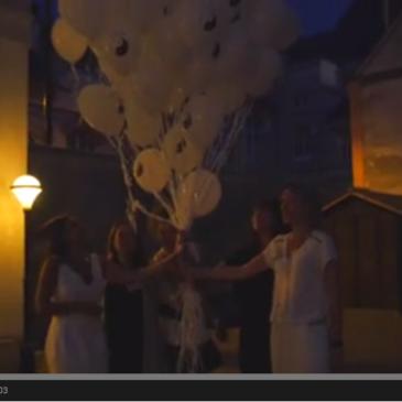 Vidéo – Soirée «Du duel au duo», by All Positive. Interview Laurence Attias (juin 2015)