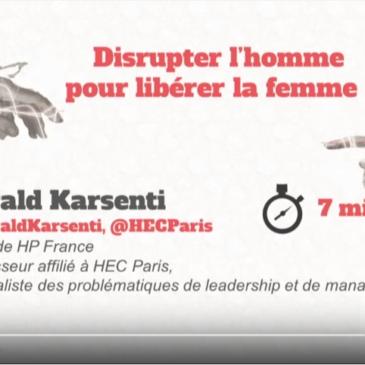 Gerald Karsenti : Intervention lors du forum «changer d'ère»